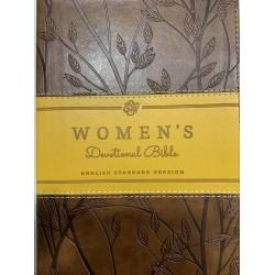ESV Women's Devotional Bible TruTone® - Brown