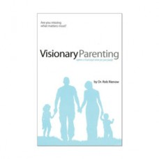 Visionary Marriage - Capture a God-sized Vision for Your Marriage