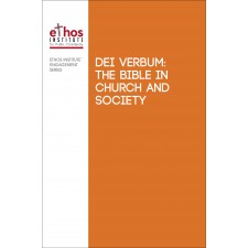 Dei Verbum: The Bible in Church and Society (#16)