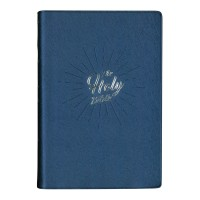 NIV72PL Holy Bible - 2011- Large Print - Blue