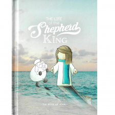 NLT Gospel of John (Sheepography) hc