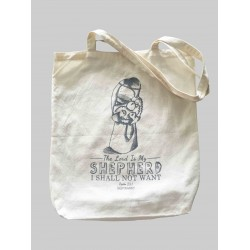 Sheepography Tote Bag A3 size