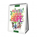 Bible Society of Singapore's 2019 Desk Calendar: Word of Life, Word of Hope