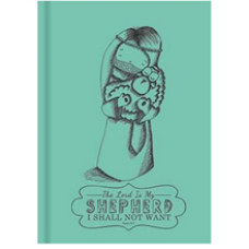 Sheepography A5 Note Book Turquoise