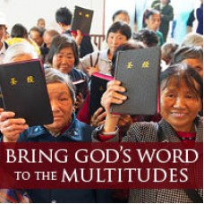 Bring God's Word to the Multitudes