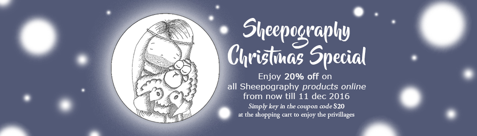 Sheepography Christmas Special